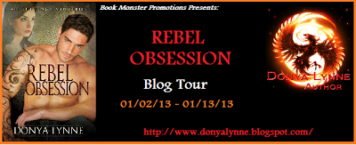 Rebel Obsession Tour Schedule