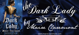 Maire Claremont The DarkLady Book Tour