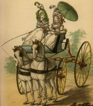 Friendship in Regency Era