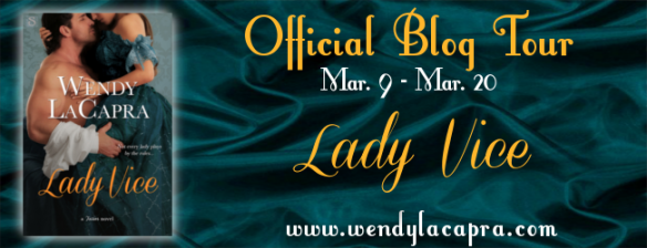 Lady Vice Blog Tour Banner