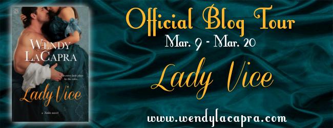Lady Vice Blog Tour Banner
