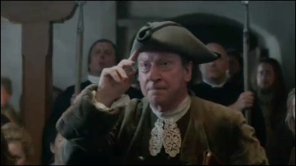 Here comes Ned Gowan to their rescue!