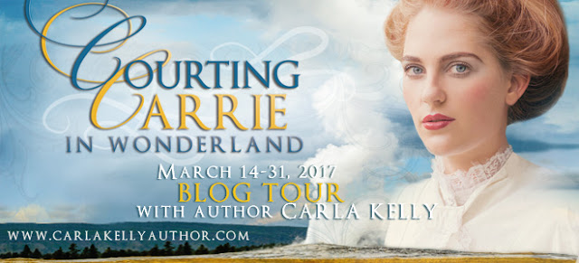 Courting for Carrie Banner