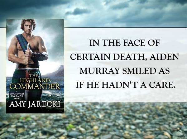 The Highland Commander Graphic 1