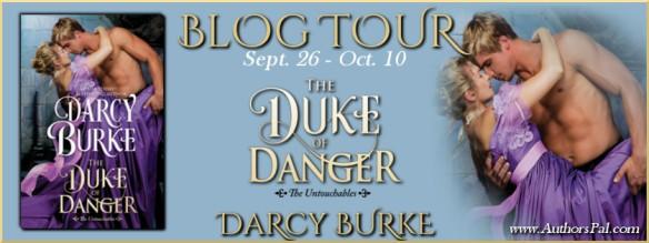The Duke of Danger Banner