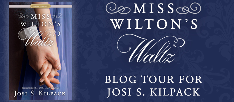 Miss Wilton's Waltz Blog Tour Image